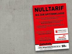 Hörakustik Seggelmann Anzeige Nulltarif // Oktober 2014