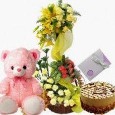 Full of Love, Flowers Combo