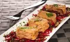 Receta de Bocados de pollo y castañas del Bierzo