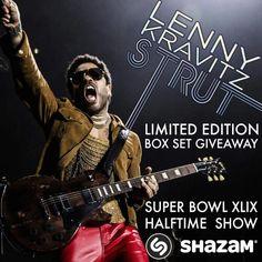 February 1 2015 - Super Bowl Halftime  show