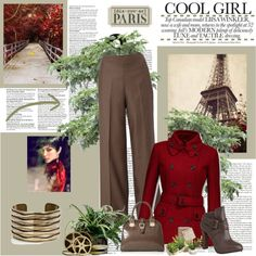 """Fall in Paris"" by jules7777 on Polyvore"