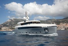 Motor Yacht - Aslec 4 - Rossi Navi - Completed Superyachts on Superyacht Times .com
