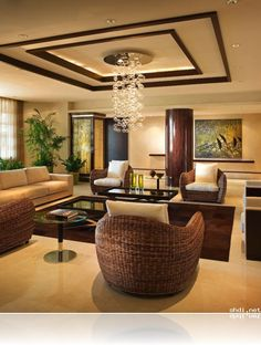 Amazing Impressive Living Room Ceiling Designs You Need To See