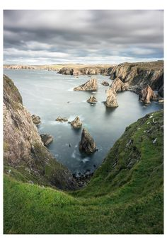 The stacks of Mangersta, Isle of Lewis, Scotland