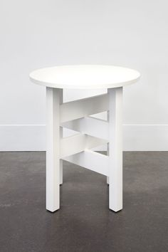 Roy McMakin makes the familiar strange in a new show of domestic furniture at Lora Reynolds Gallery White Table Lamp, Lamp Table, Wallpaper Magazine, New Shows, Sofa Chair, Designer Wallpaper, Gallery, Wood, Interior