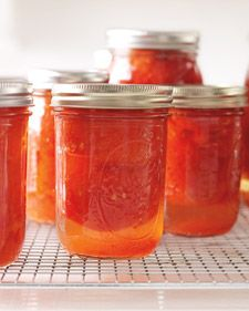 Canned Tomatoes  Today: Put up firm, unblemished tomatoes at peak ripeness. Tomorrow: Enjoy sensational soups and sauces.