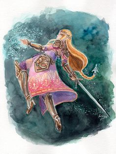 Legend of Zelda - Princess Zelda