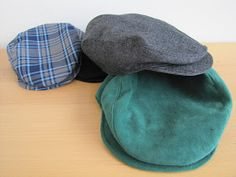 You SEW Girl: The New Flat Cap Pattern and a Magazine Project