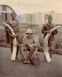 People of British East Africa