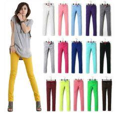 bigchipz.com color-skinny-jeans-37 #skinnyjeans