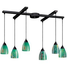 Classico Pool Table Light - 6 Shades | from hayneedle.com