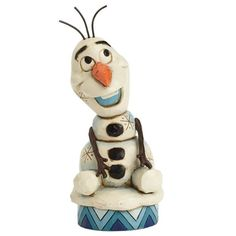 Jim Shore Silly Snowman—Olaf from Frozen Figurine