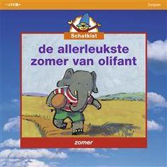 Schatkist nieuw uit pakket 3 - Reuzenboek anker Zomer