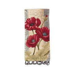 Poppy Red: Kitchen Towels