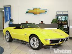 1969 Corvette 427 Convertible..Re-pin..Brought to you by #CarInsurance at #HouseofinsuranceEugene