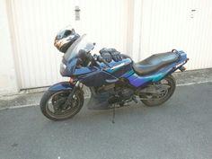 My GPZ500 (ninja 500 or EX500)