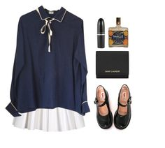"""""""Untitled #655"""" by mywayoflife ❤ liked on Polyvore featuring moda, Alexander Wang, Chanel y Yves Saint Laurent"""