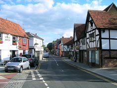 Edenbridge , England