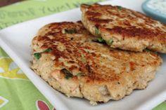 Fresh Recipes | Salmon Patties