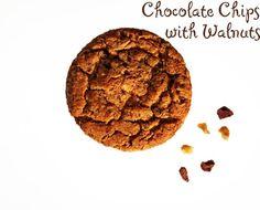 Choco Chips Walnuts