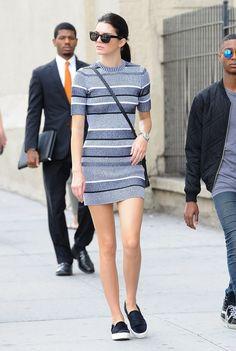 Kendall Jenner Street style ケンドルジェナー・ストリートスタイル