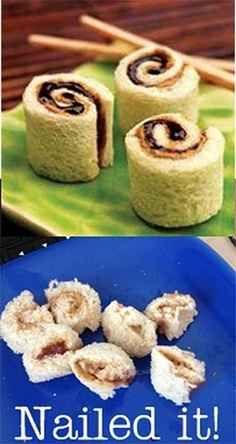 haha nice try on the angel rolls(Try Fail Nailed It) Pintrist Fails, Baking Fails, Food Fails, Fail Nails, Pinterest Recipes, Pinterest Pin, Hilarious, Yummy Food, Favorite Recipes