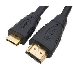 Câble Mini HDMI - HDMI universel tablette tactile caméra. http://www.yonis-shop.com/cable-hdmi/1233-cable-mini-hdmi-hdmi-universel-tablette-tactile-camera.html