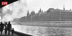Celebrate #BastilleDay with photos of Paris in 1946: http://ti.me/1DeN6zH