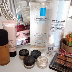 Últimas aquisições 😍💛🙌🏻🙏🏻 Correndo gravar vídeo sobre esses produtos que vai para o canal quinta-feira que vem #maquiagem #blogdaleticia #beauty #cosmeticos