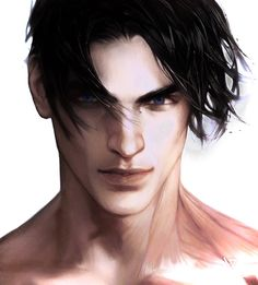Fantasy Heroes, Fantasy Male, Dark Fantasy, Novel Characters, Face Characters, Fantasy Characters, Brown Hair Male, Dark Haired Men, Tower Games