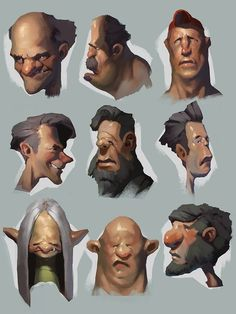 ArtStation - sketches, Roman Semenenko