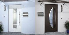 Aluminium Front Door | Front Entrance Doors from Express Bi-Folding Doors