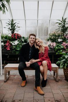 couples engagement photos // xxkarlierae.com