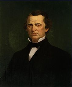 Official White House Portrait of Andrew Johnson - 17th President of the United States