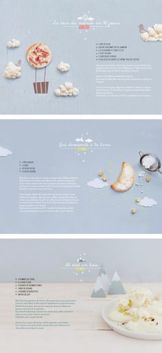 What i like most about these spread designs are the lack of tons of words. The photo is the main focus of the spread.