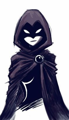 image teen titans personnages raven | Teentitans on Pinterest Ravens Robins and Teen Titans