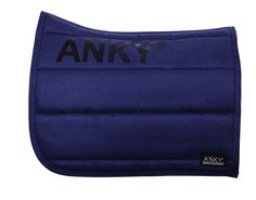 ANKY® Saddle Pad in Blue Print