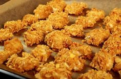Készíts rántott húst liszt, zsemlemorzsa és tojás nélkül!
