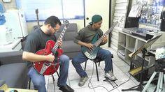 (G) Scale Bass Guitar - Evandro Broukers - Sinfônica Escola de Música