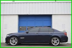 eBay: 2012 BMW 7-Series 750i M-Sport MSport Cold Pkg Premium Nav Loaded Repairable Rebuildable… #carparts #carrepair usdeals.rssdata.net