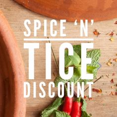 Spice'N'Tice Discount Code