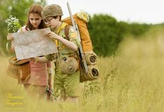 moonrise kingdom, wes anderson, and film image