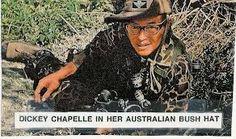 「Dickey Chapelle」の画像検索結果