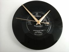 "The seekers- morningtown ride      7"" record clock gift £6.99"