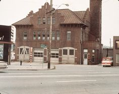 Fire Station 18, 1969