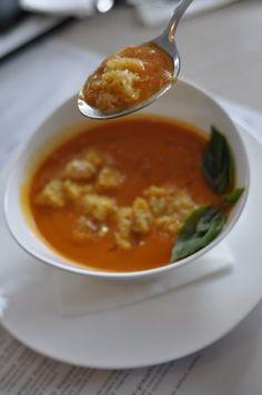 krem pomidorowy