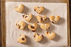 Surprise your sweetie with breakfast! These Heart-Shaped Cranberry Scones were made for Valentine's Day.