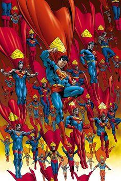 it's raining Superman
