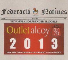 8, 9,10 de Marzo 2013 Agora Alcoi (Mercat de Sant Mateu) Este año, oportunidades de comercio y gastronomia.