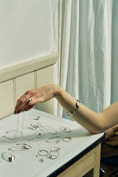 By SP - a collection of silver jewellery by Sadie Perry.  www.by-sp.com